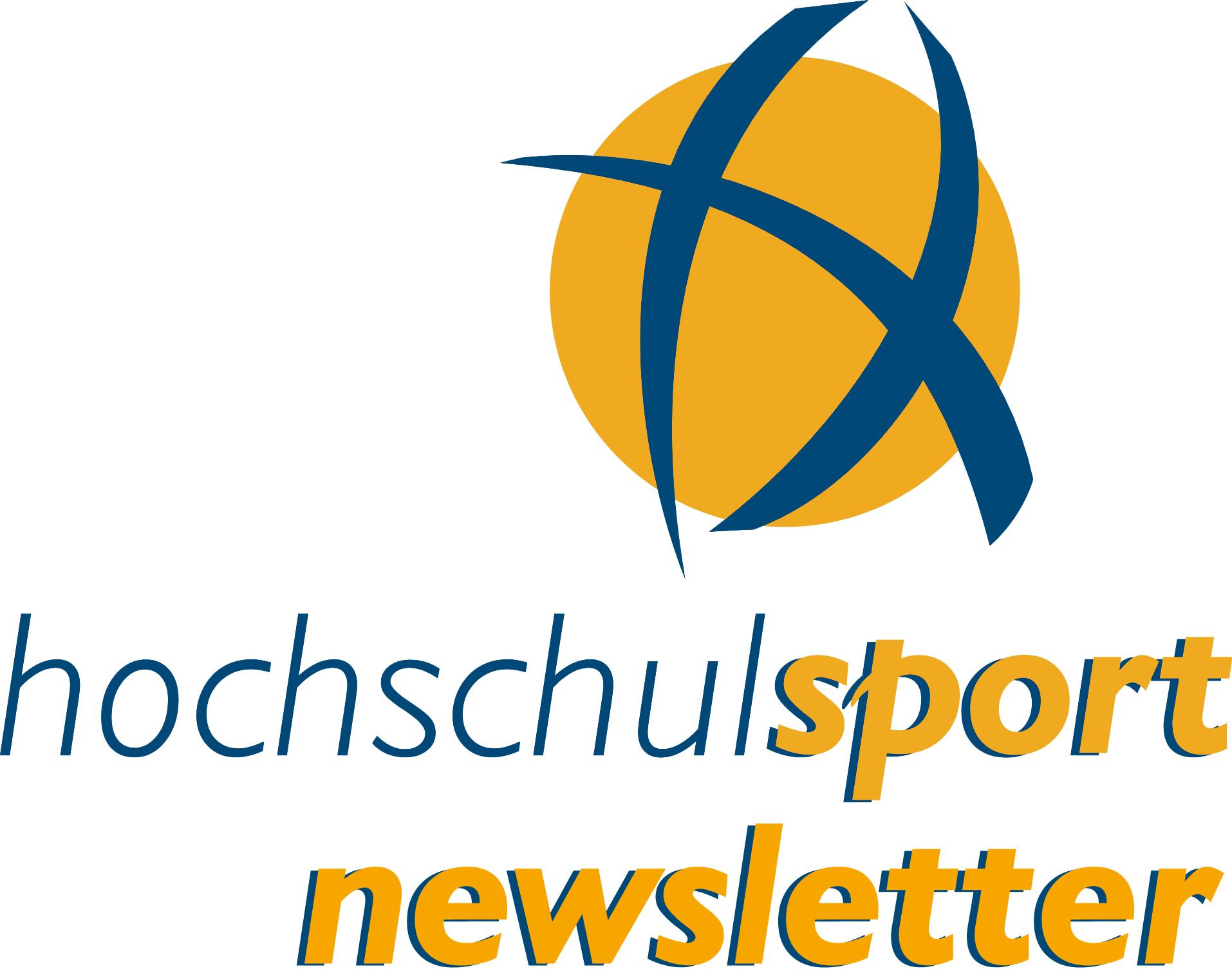 Hochschulsport-Newsletter